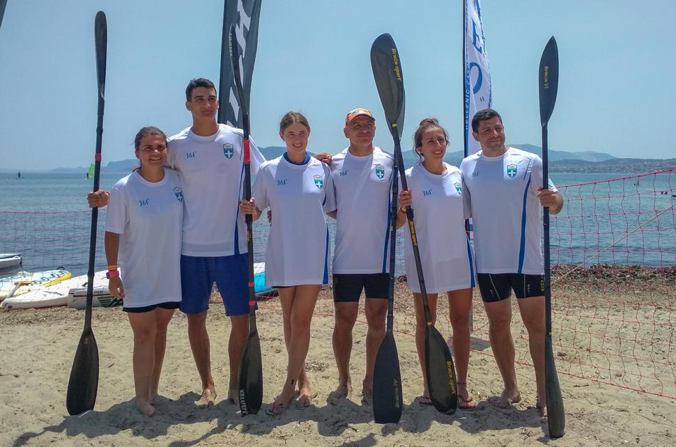 Recap of Hellenic Surfski & SUP Championship