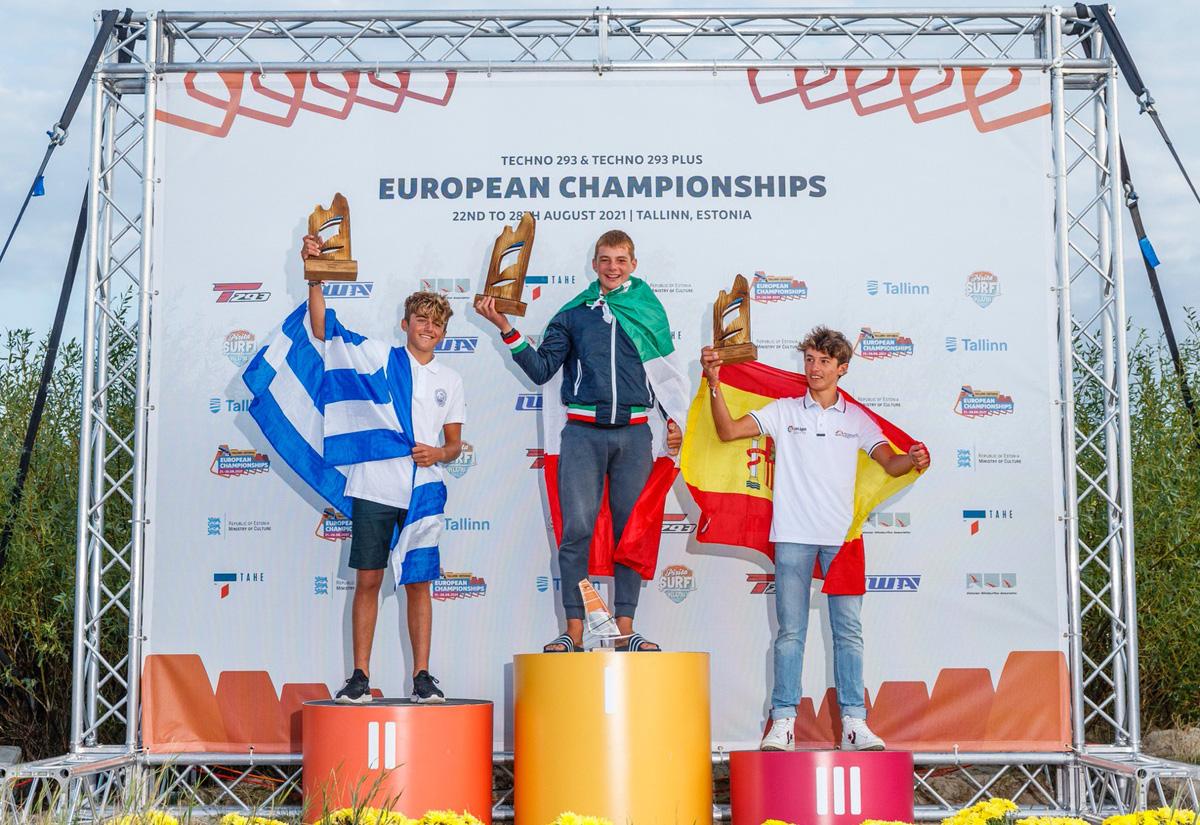 Πανευρωπαϊκό Πρωτάθλημα Ιστιοσανίδας Νέων